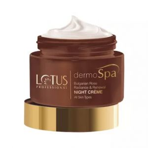 Lotus Professional dermoSpa Brazilian Age Defying Night Creme