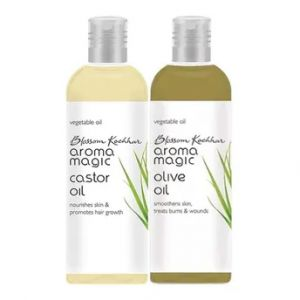 Aroma Magic Hair & Skin Oils Duo