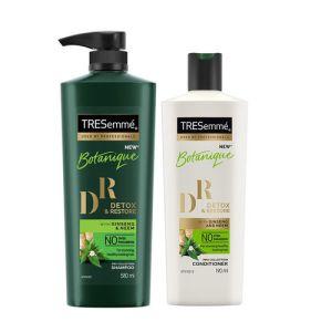 Tresemme Detox & Restore Shampoo + Conditioner Combo