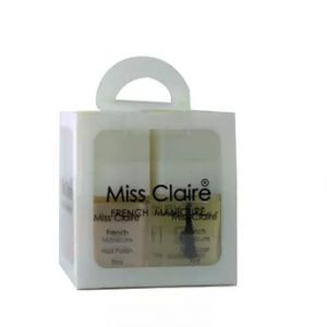 Miss Claire French Manicure (Pack of 4)