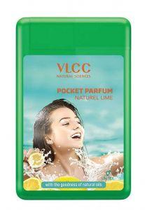 VLCC Pocket Parfum - Naturel Lime (Unisex) (Pack of 6)