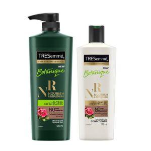 Tresemme Nourish & Replenish Shampoo + Conditioner Combo