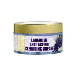 Vaadi Herbals Lavender Anti-Ageing Cleansing Cream