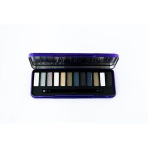 Miss Claire In The Night Smokey Shades Eye Contour Palette - 4