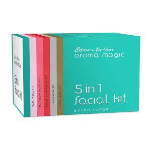 Aroma Magic 5 in 1 Facial Kit Salon Range
