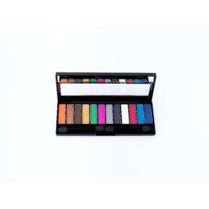 Miss Claire Make Up Palette 9947-1 (Eyeshadow Palette)