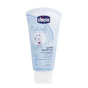 Chicco 4 in1 Natural Sensation Nappy Cream