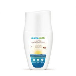Mamaearth Aqua Glow Hydrating Sunscreen Gel With Himalayan Thermal Water & Hyaluronic Acid