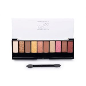 Faces Canada Ultime Pro Eye Shadow Palette - Glimmer 03