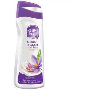 Boroplus Doodh Kesar Antiseptic Lotion, 300ml Antiseptic Cream  (300 ml)