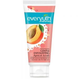 Everyuth Naturals Gentle Exfoliating Apricot Scrub (Pack Of 4)