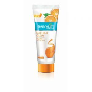 Everyuth Naturals Orange Peel-Off Mask With Nano Multi Vita (Pack of 3)