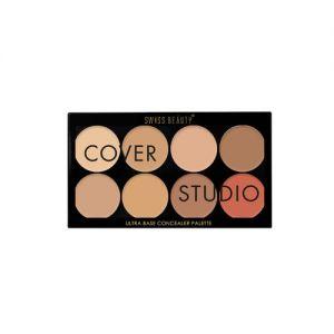 Swiss Beauty Cover Studio Ultra Base Concealer Palette - 02