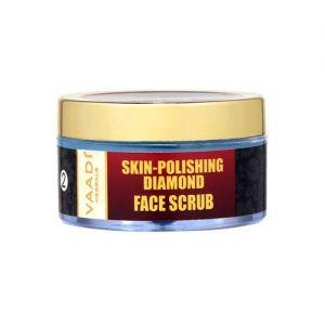 Vaadi Herbal Skin - Polishing Diamond Face Scrub - pack of 2