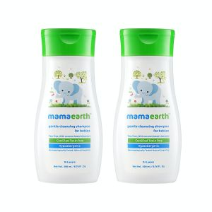 Mamaearth Gentle Cleansing Shampoo For Babies - pack of 2