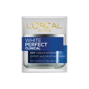 L'Oreal Paris White Perfect Clinical Day Cream SPF19 PA+++