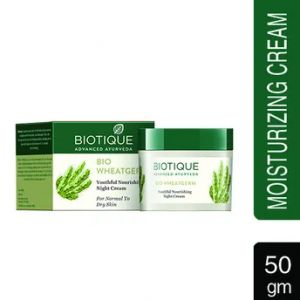 Biotique Bio Wheat Germ Youthful Nourshing Night Cream