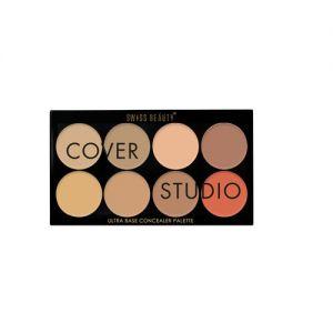 Swiss Beauty Cover Studio Ultra Base Concealer Palette - 01