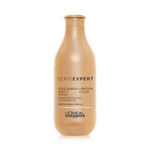 LOreal Professionnel Serie Expert Gold Quinoa + Protein Absolut Repair Shampoo