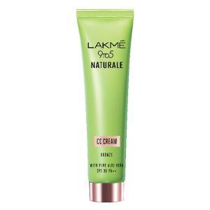 Lakme 9to5 naturale cc cream