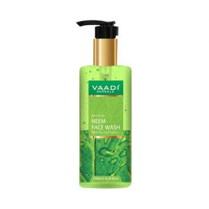 Vaadi Herbals Anti-Acne Neem Face Wash