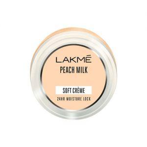 lakme peach milk soft cream 150 gm