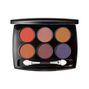 lakme absolute illuminating eye shadow palette – nude beach