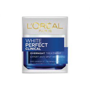 L'Oreal Paris White Perfect Clinical Overnight Treatment Cream