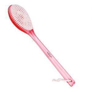 Vega New Luxury Bristle Bath Brush (BA1/3)