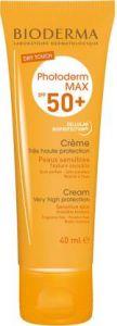 Bioderma Photoderm Max Creme Spf 50+ -Sunscreen - SPF 50 PA+