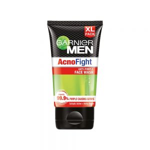 Garnier Men Acno Fight Anti-Pimple Facewash for Acne Prone Skin