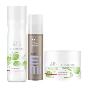Wella Professionals Double Dose Combo: Nourish and Smoothen