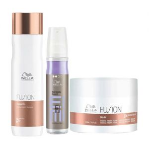 Wella Professionals 3 in 1: Re-energize, Recover & Protect Combo