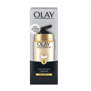Olay Total Effects 7 In One Light Weight Cream Day SPF 15