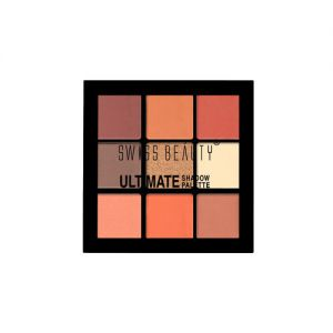 Swiss Beauty Ulimate Shadow Palette - 4