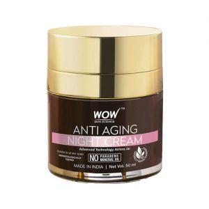 WOW Skin Science Anti Aging Night Cream - 50ml