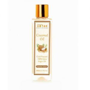 Rejuvenating UBTAN Cold Pressed Extra Virgin Sweet Almond Oil (200ml)