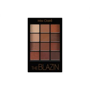 Miss Claire 12 Eyeshadow Kit - The Blazin