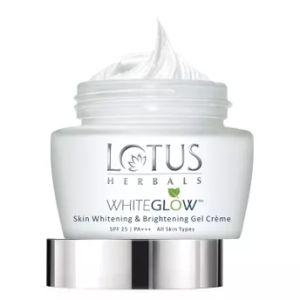 Lotus Herbals WhiteGlow Skin Whitening & Brightening Gel Cream SPF 25 PA++