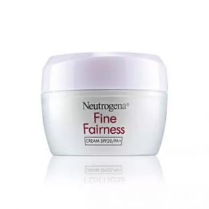 Neutrogena Fine Fairness Cream SPF 20/PA+