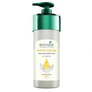 Biotique Bio Honey Cream Honey Rejuvenating Body Wash
