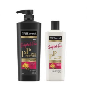 Tresemme Pro Protect Sulphate Free Shampoo + Conditioner Combo