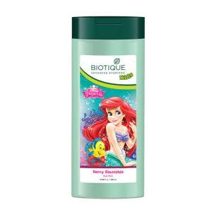 Biotique  Disney  Princess Ariel Berry Smoothie Body Wash