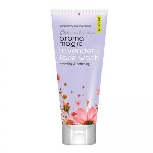 Aroma Magic Lavender Face Wash For Dry Skin