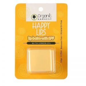 Organic Harvest Lip Balm With SPF Lemon