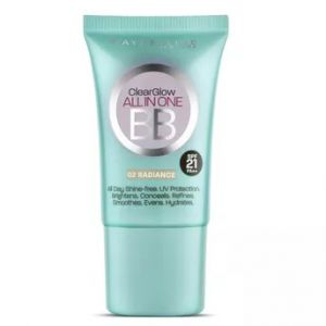 Maybelline New York Clear Glow BB Cream - Radiance