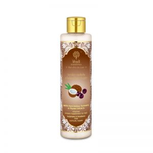 Khadi Essentials Tender Narikela & Kokum Protein Hair Cleanser with Brahmi & Effective Supplement For Hair