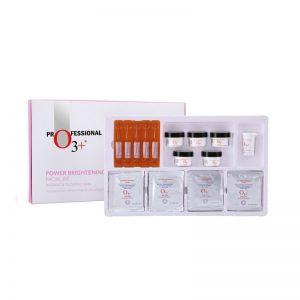 O3+ Power Brightening Facial Kit