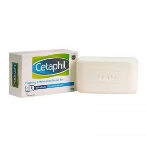 Cetaphil Cleansing & Moisturising Syndet Bar