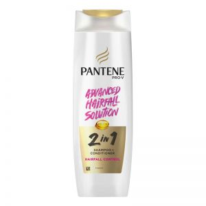 Pantene 2 In 1 Hairfall Control Shampoo + Conditioner